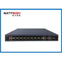 China Energy Saving 16 PON Port GPON OLT Switch , GPON Network OLT Switch For Enterprise LAN wholesale