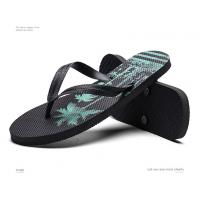 China High Flexiblity Flat Slipper Sandals , Flip Flop Slippers For Womens / Ladies wholesale