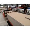 China Fully Automatic PVC Gypsum False Ceiling Tiles Lamination Machine wholesale