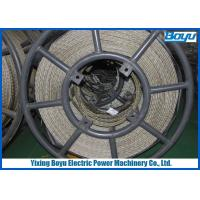 Buy cheap High Strength Anti-twisting Braided Steel Wire Rope / Galvanized Steel Stringing from wholesalers