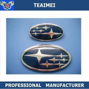 China ABS Plastic Car Grille Emblem Badges Custom Car Emblems Car Logo Badge Customized Badge wholesale