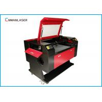 China Mini Laser Engraving Cutting Machine For Rubber Stamp High Precision wholesale