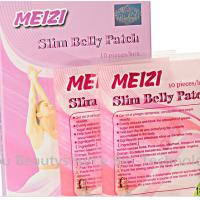 China Meizi Slim Belly Pacth Powerful Slimming Pacth Burning Fat Slimming Herbal Weight Loss Patch---OEM Meizi Belly Slimming wholesale