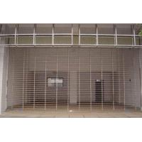 China Public Places / Houses Security Shutter Doors , Sturdy Durable Metal Roller Shutter wholesale