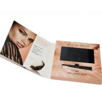 China VIF Chinese Supplier Picture Photo Frame Sample Free 7 Inch Lcd Video Brochure wholesale