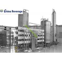 China Durable Reverse Osmosis Water Treatment System Plant For Water Filling Line wholesale