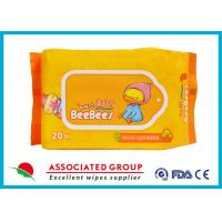 Eco Friendly All Natural Baby Wipes Unscented Disposable Biodegradable