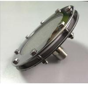 China 10um Titanium Sintered Aerator Plate Gas Aerator tubular micro porous aerator wholesale