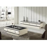 Buy cheap sell high glossy coffee table,#A-115,TV cabinet,#B-115 from wholesalers
