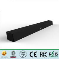 China Professional Bluetooth Speaker Bar ABS Material , Stereo Sound Bar 60W Power wholesale