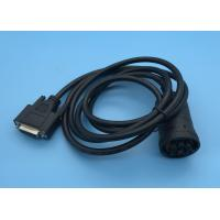 High Reliable 20AWG J1939 Cable 9 Pin Female To D-Sub DB15P Female