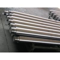 China CK45 Induction Hardened Rod For Hydraulic Machine, Hard Chrome Plated Rod wholesale