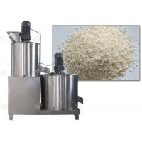China Black Sesame Seed Peeling Nuts Roasting Machine / Sesame Skin Peeler wholesale