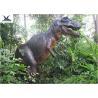 China Museum Display Animatronic Dinosaur Garden Ornaments 1 - 30 Meters Long CE , RoHS wholesale
