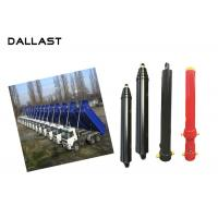 China Multi Stage Single Acting Hydraulic Cylinder Lifting Long Stroke for Dump Trailer wholesale