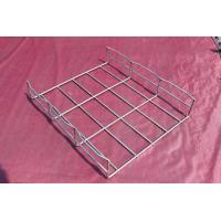 China Galvanization Surface Stainless Steel Mesh Structure Wire Cable Tray 50*50mm With OEM wholesale
