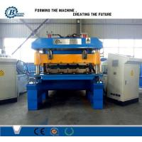 China Construction Building Material Metal Steel Roof Tile Roll Forming Machine wholesale
