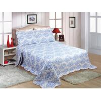 Buy cheap Household Printed Quilt Set Lightweight 220x240 / 240x260cm Machine Washing from wholesalers