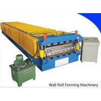 China steel roof tile sheet forming machine wholesale