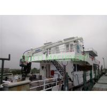 China Marine deck knuckle boom portable crane hydraulic crane with advanced components wholesale