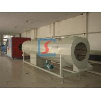 China High Stability Water Supply Pvc Pipe Extrusion Line For Production Of Pipes wholesale