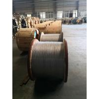 China 20.3% ACS Aluminium Clad Steel Wire As Messanger Wire For Electrified Railways wholesale