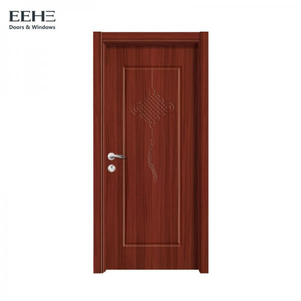 Quality Classical House Hollow Core Timber Door Strong Temperature Resistance for sale