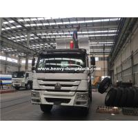 China SINOTRUK HOWO Dump Truck 6x4 18 CBM With HF9 Front Axle and HC16 Rear Axle wholesale