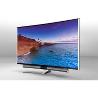 China Samsung 55 Inch 4K UHD Curved LED TV , Android WIFI digital smart Curved TV wholesale