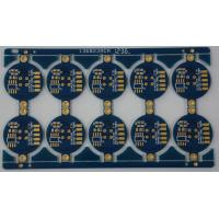 China FR4 TG150 LED Light PCB Board LED Array PCB Quick Turn 1.5mm Thickness and 1oz copper thickness on sale