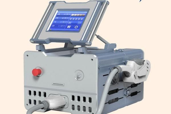 Quality High Power IPL Laser Equipment Home SHR Permanent Hair Removal Machime 2400w for sale