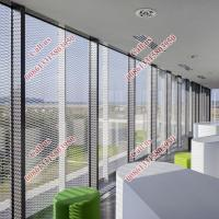 Decorative Aluminum Expanded Metal Mesh Screens/PVDF coated aluminum expanded metal mesh
