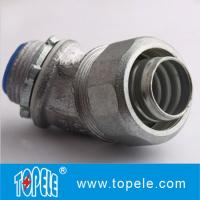 China Malleable Iron Liquid Tight Connector Flexible Conduit And Fittings on sale