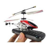 China Gyro 3.5 Channels Metal Mini RC Helicopter wholesale