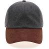 Buy cheap 100% Wool Trucker Baseball Caps Six Panel Blank Pattern from wholesalers