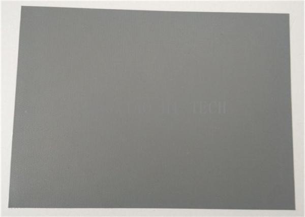 Quality Прочность на растяжение ткани стеклоткани термоизоляции покрытая силиконом высокая for sale