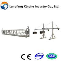 China suspended scaffolding platform/high rise window cleaning equipment/work cradle wholesale