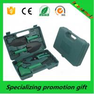 China Promotional Tool Kits 6pcs Hand Garden Tools With Shovel / Sprayer / Pruner wholesale