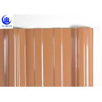China 3 Layers Thermal Plastic External Upvc Sheets Corrugated Upvc Rooftop wholesale