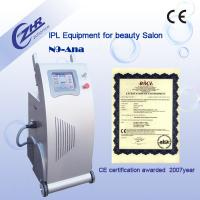 China Pigment Removal Body Hair Removal Machine With Two Handles With ISO9001 wholesale