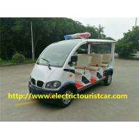 Buy cheap Eco Friendly Electric Golf Buggy Cart , Street Legal Electric Golf Carts Power from wholesalers