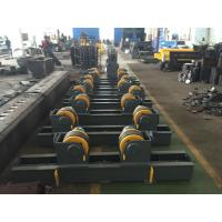 China VDF Tank Welding Equipment Rotator With One Drive And One Idler wholesale