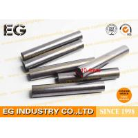 Small Diameter Synthetic / Carbon Graphite Rods Accept Customized Dimension
