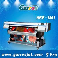 China Professional Digital Fabric Textile Printer Garros HBE1801 on sale