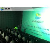 China Unique Design Electric 5D Movie Theater Constantly Updated For Mini Cinema wholesale