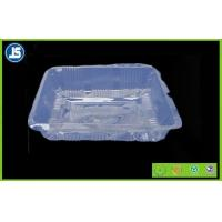 China APET / BPET / RPET Plastic Food Packaging Trays , Inflight Food Trays on sale