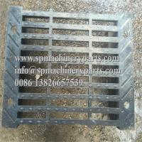 China EN124 consumer-tested landscape designs decorative Ductile iron Cast Channel Grate make in china wholesale