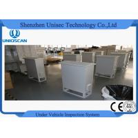 China Under Vehicle Inspection System mobile type with discount for Pakistan Expo wholesale