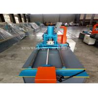 China Double Sheet Light Steel Profile Roll Forming Machine , Roll Forming Equipment wholesale