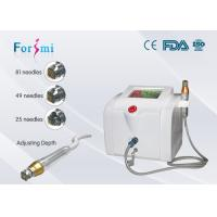 China 80 watt medical smooth your facial refresh your skin fractional rf micro needle device wholesale